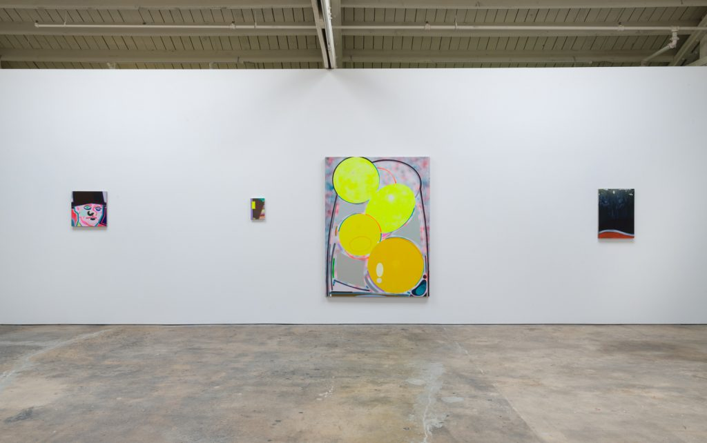Gao Ludi, Installation View, Ibid Gallery, White Space Beijing, Gallery Vacancy